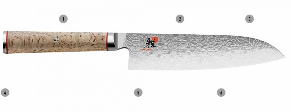 coltello Miyabi 6000 mcd