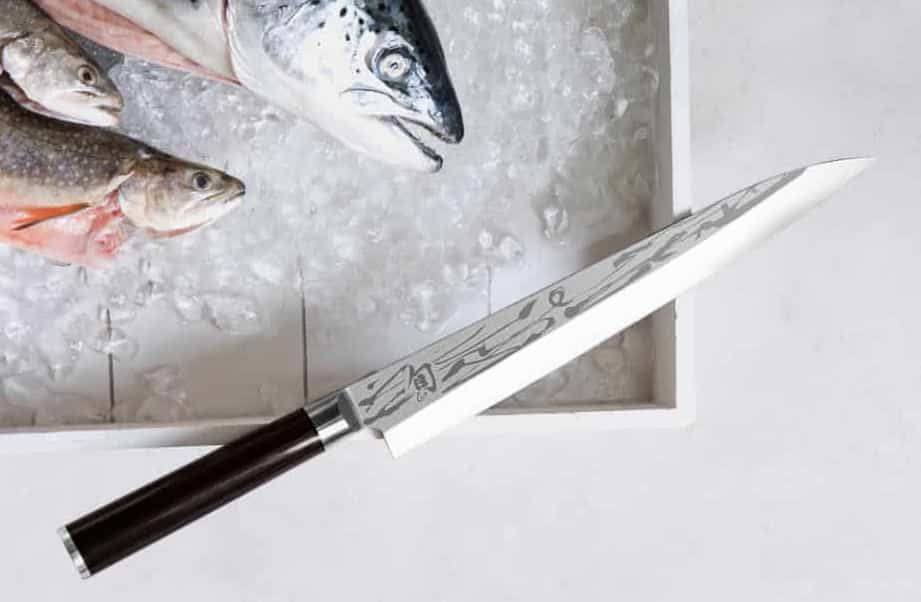 coltello Yanagiba sho pro