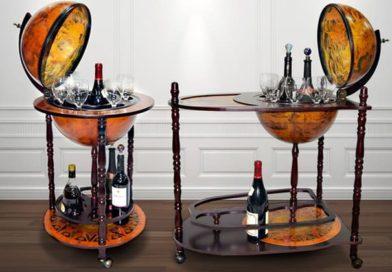 Mappamondo bar, quale scegliere per arredare la tua casa con stile?