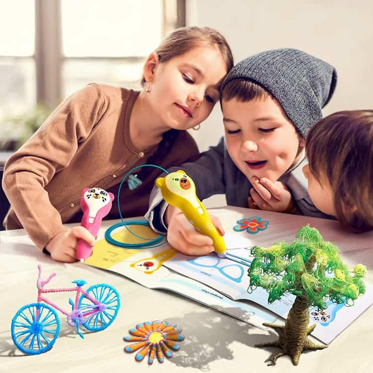 penna 3d bambini