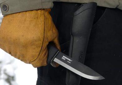 Morakniv coltelli da sopravvivenza, made in Svezia