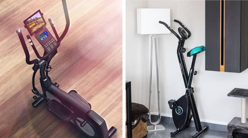 Cyclette Pieghevole vs Cyclette ellittica