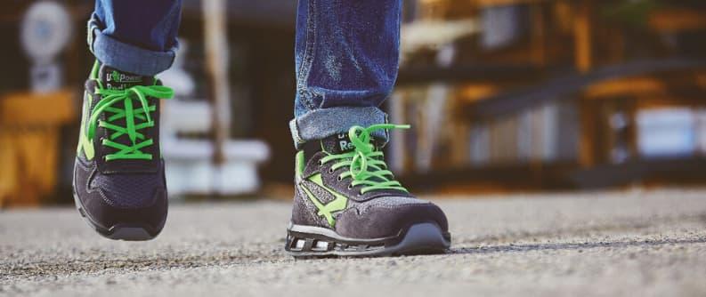 scarpe antinfortunistiche estive u-power