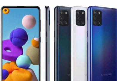 Samsung Galaxy A21s |Confronta caratteristiche