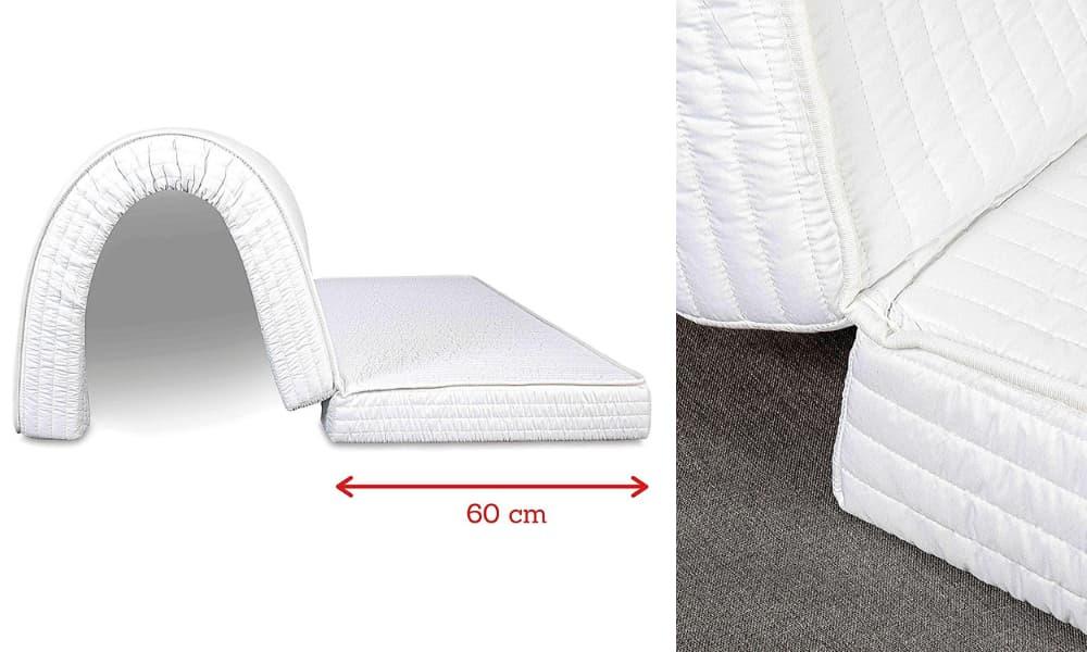 Evergreenweb materassi per divano letto