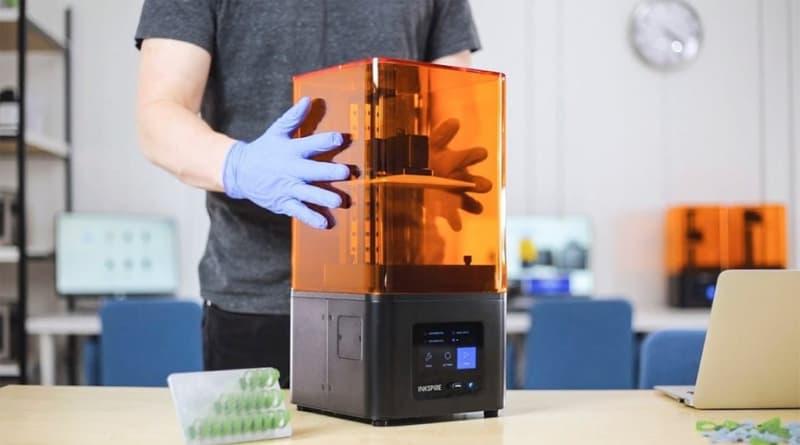 stampante 3d resina liquida