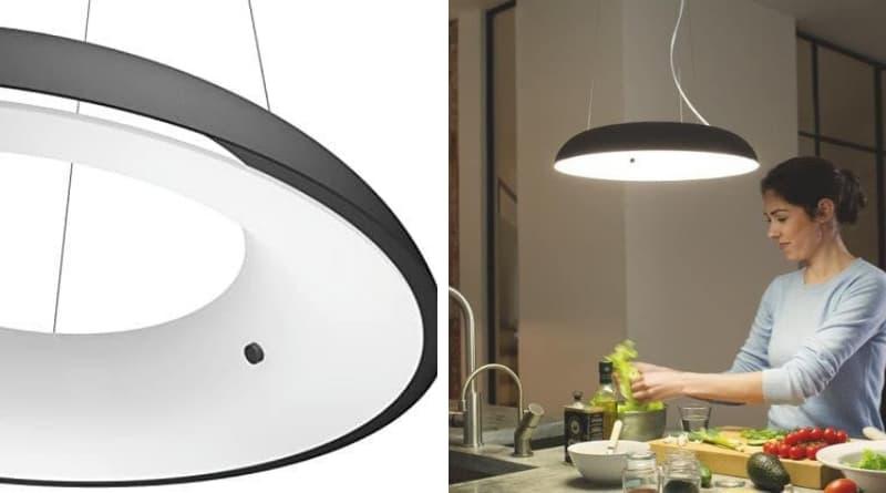 lampadari led moderni