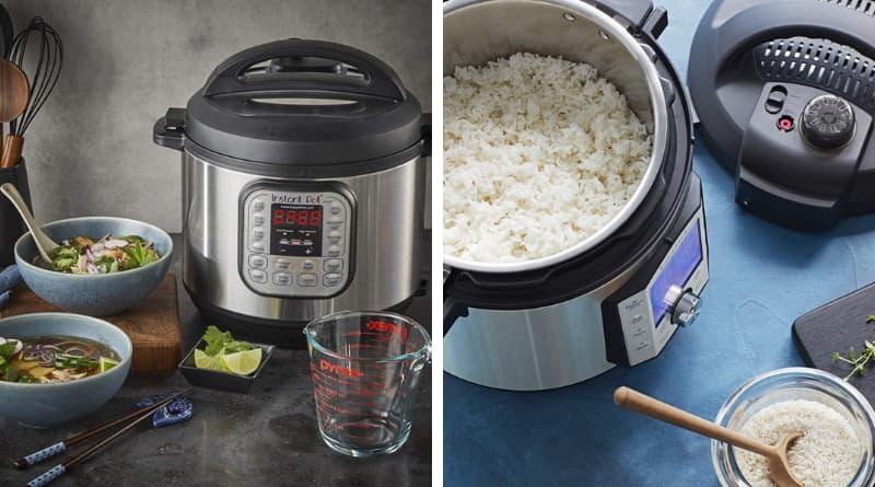 Instant Pot ricette