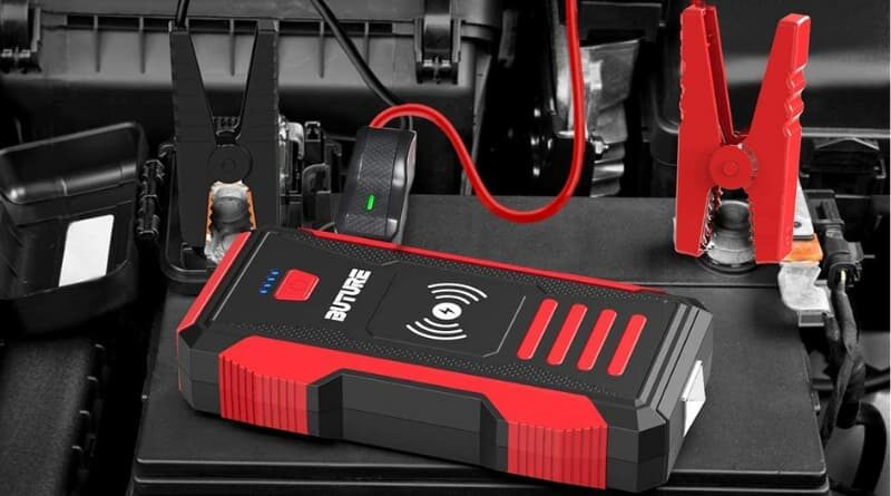 Avviatore di emergenza BuTure per auto benzina e diesel